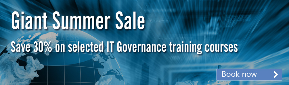 IT Governance Live Online Training Courses