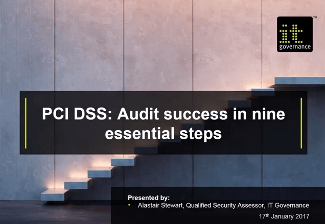 PCI DSS: Audit success in nine essential steps