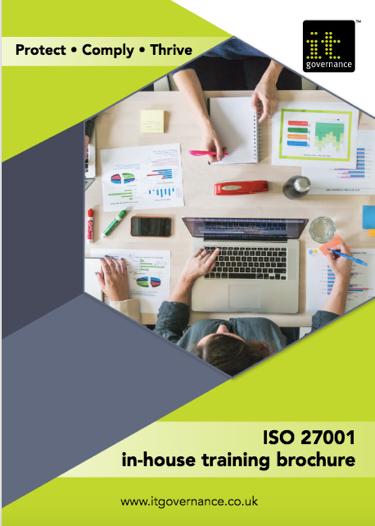 ISO 27001 Brochure