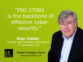 ISO 27001 compliance not only secures your assets and wins you new business, it also helps you sleep more soundly at night