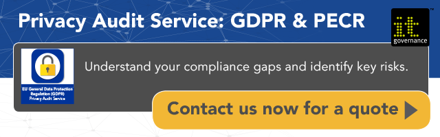 Privacy Audit Service: GDPR & PECR