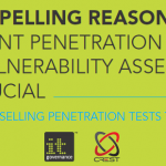 20 reasons why you need to conduct a penetration test