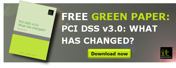 PCI DSS v3.0: What has changed?