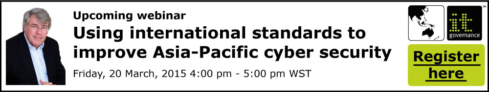 Using international standards to improve Asia-Pacific cyber security