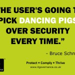 Seven priceless information security quotations