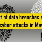 List of data breaches and cyber attacks in May