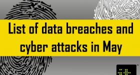 List of data breach-May