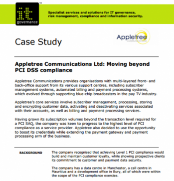 Appletree-Case-study
