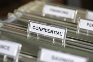 Confidential-data