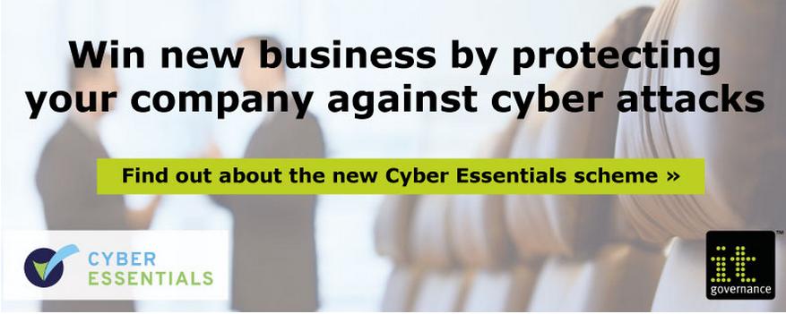 Cyber Essentials banner
