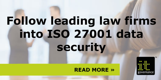 Free paper: ISO 27001 for Law Firms