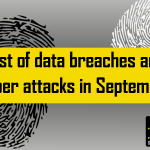 List of data breaches and cyber attacks in September 2015