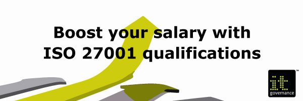 Boost-salary-ISO27001