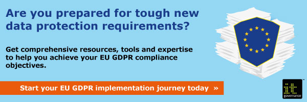 General Data Protection Regulation GDPR Overview