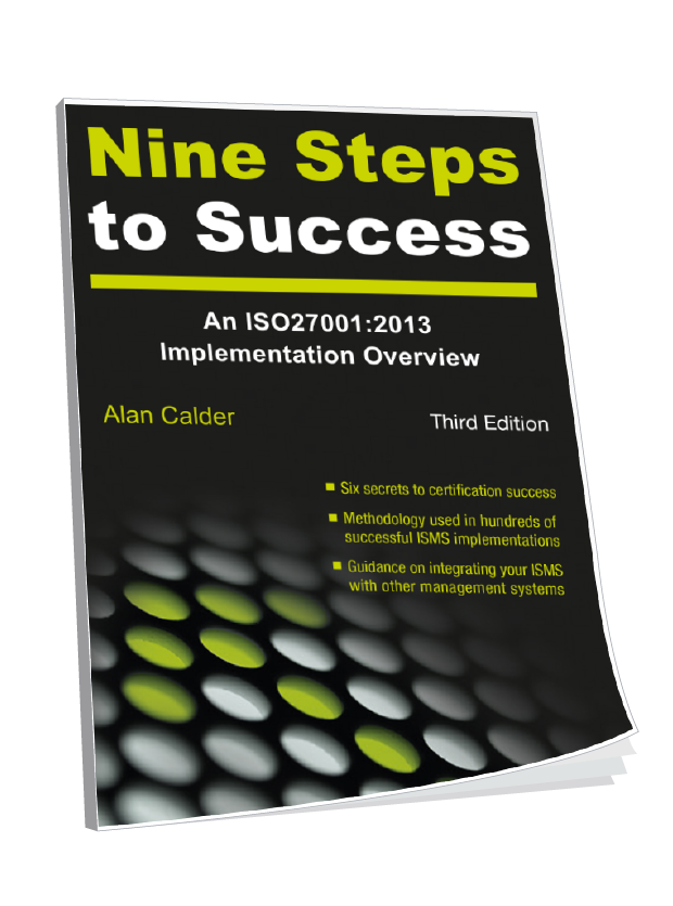 Successfully Implement Iso 27001 With Our Book Of The