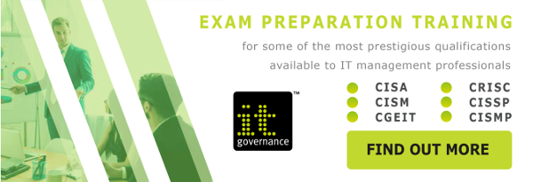 Exam preparation training - CISM, CISA, CISSP