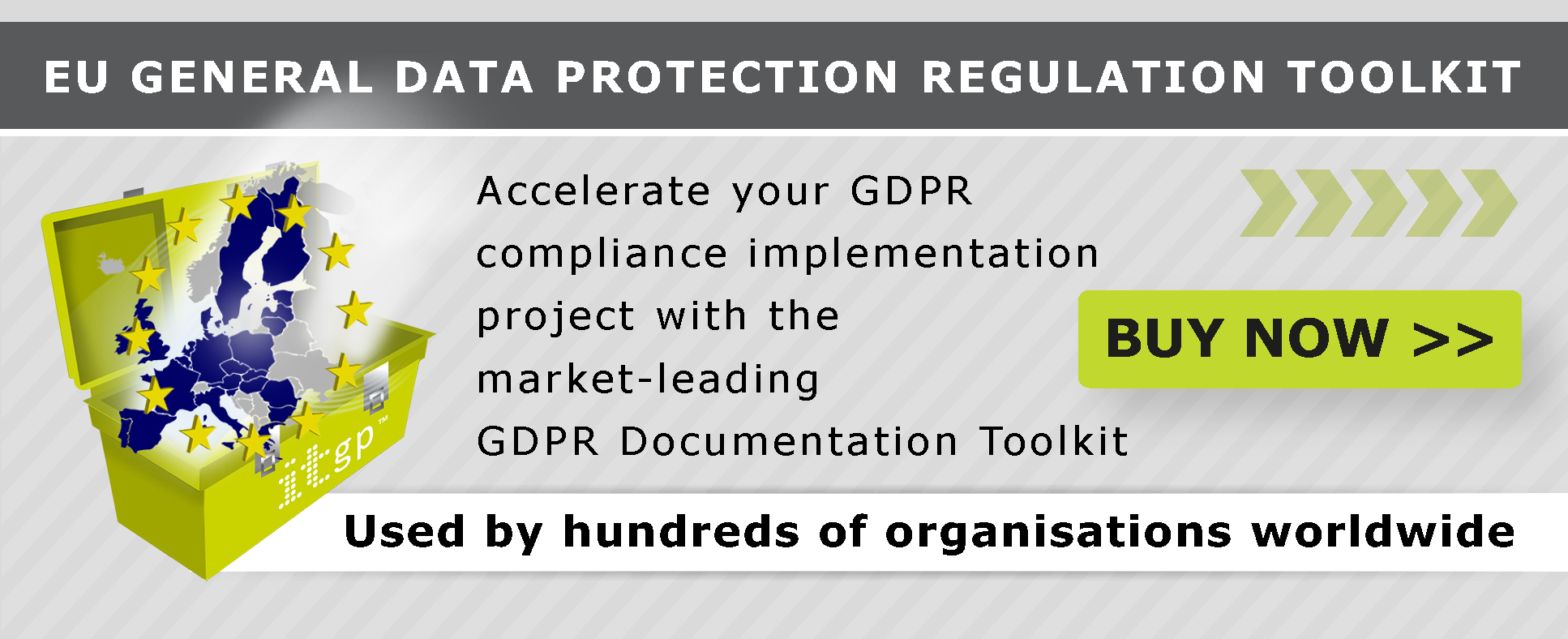 GDPR Toolkit Email Signature Banner – IT Governance Blog