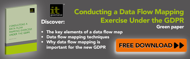 The Key Elements Of Data Mapping Under The EU GDPR IT Governance Blog - Data mapping exercise