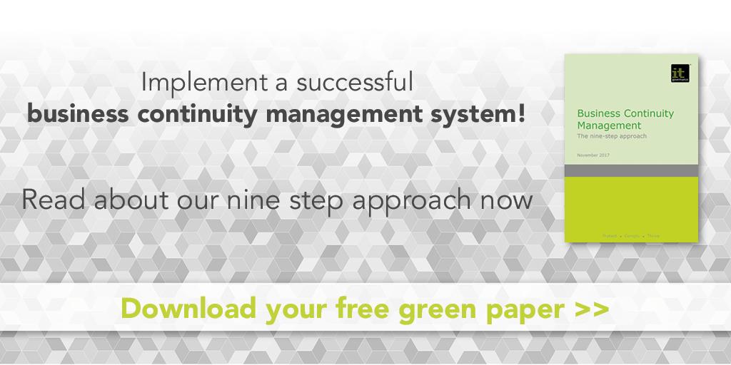BCM green paper