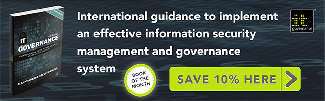 IT Governance - An International Guide to Data Security and ISO27001/ISO27002 - Save 10% here