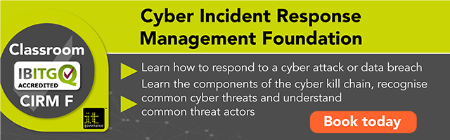 What is a cyber security incident? - IT Governance Blog