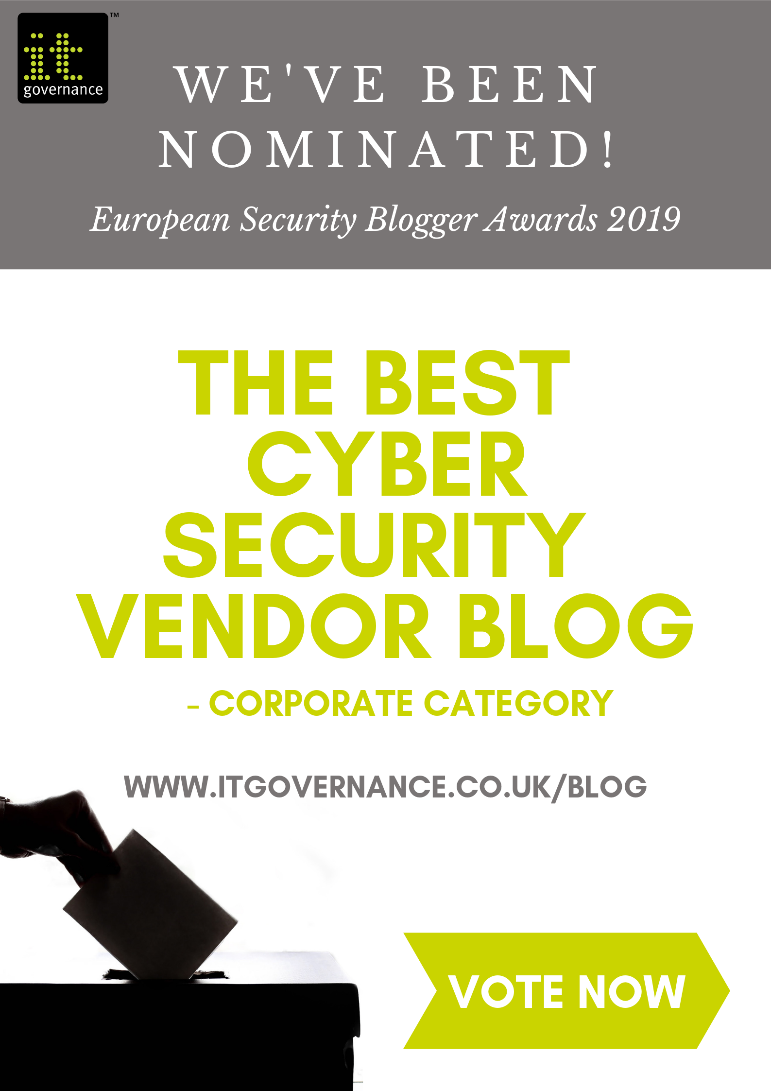 EU blog nomination
