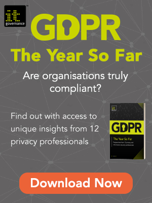 GDPR: What's the difference between personal data and