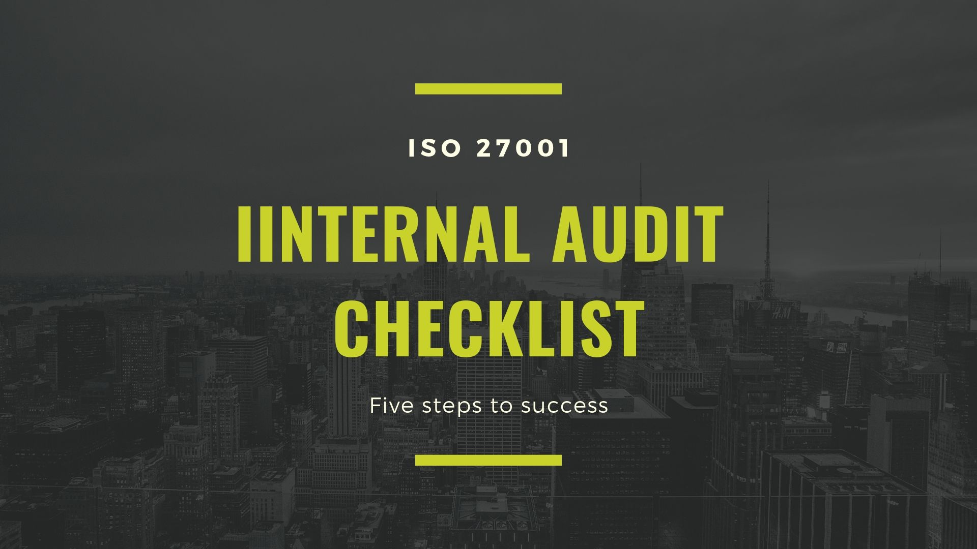 How to conduct an ISO 27001 internal audit - IT Governance Blog