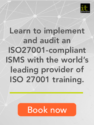ISO27001 training