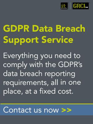 data breach support service