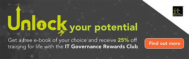 Unlock your potential with IT Governance's Rewards Club
