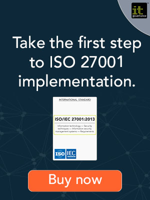 ISO 27001 standard