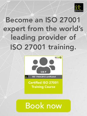 ISO 27001 training