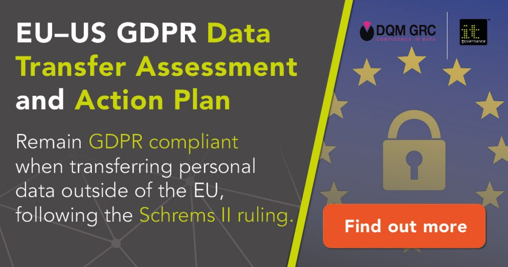 Remain GDPR compliant when conducting transatlantic data transfers with our EU-US Data Transfer Assessment and Action Plan