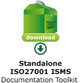 Standalone ISO27001 ISMS Documentation Toolkit