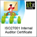 ISO27001 Certified ISMS Internal Auditor