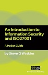 An Introduction to Information Security and ISO27001