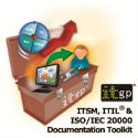 ITIL, ITSM, ISO20000 Toolkit