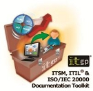 ITSM, ITIL® & ISO20000 Documentation Toolkit