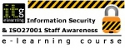 ITG E-Learning Course: Information Security & ISO27001 Staff Awareness