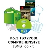 No 3 ISO27001 Comprehensive ISMS Toolkit