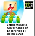 ITG Implementing Governance of Enterprise IT Using COBIT