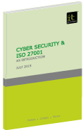 Don't Risk It - Cyber Secure It With ISO 27001