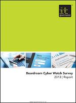 Boardroom Cyber Watch Report 2013