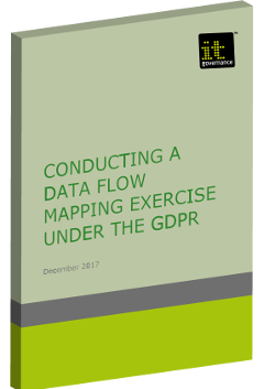 Conducting A Data Flow Mapping Exercise Under The GDPR - Data mapping exercise