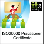 ISO/IEC 20000 Practitioner Certificate Course, in London