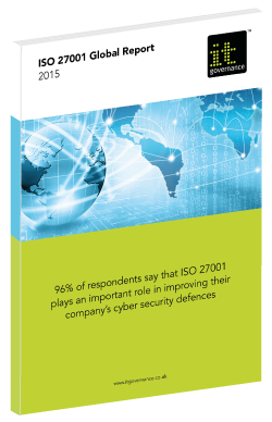 Free Report: ISO 27001 Global Report 2015