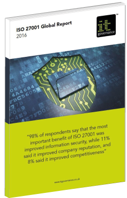 Free Report: ISO 27001 Global Report 2016