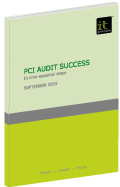 PCI Audit Success in Nine Essential Steps