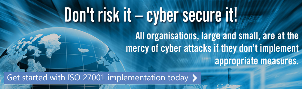 ISO 27001 implementation solutions